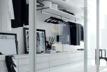 Dressing room / Walk in closet