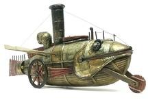 steampunk&Dieselpunk
