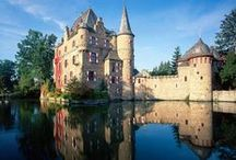 Castles & Palaces / large and old representative buildings like castles, monasterys, chateaus, palaces, palazzos, towers, town halls,... from all over the world / by Juergen .