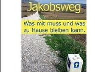 Jakobsweg - Bücher