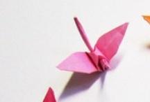 paper cranes :*