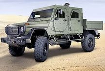 Military Vehicles / Notice: This pinboard is NOT thought (meant) to glorify wars and battles. Its only the fascination of technic and the great off-road abilities of these vehicles.  / by Juergen .