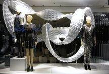 Window Shopping / Inspiration-packed retail window displays, visual merchandising, store design