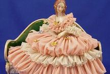 Porcellana, figures de Desdren
