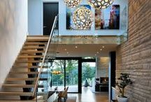 Contemporary Spaces by Benjamin Rugs and Furniture / Beautiful examples of contemporary spaces.