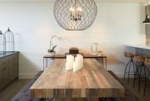 Dining Spaces by Benjamin Rugs and Furniture