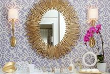 Powder Rooms by Benjamin Rugs and Furniture