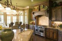 konyha / szépséges konyhák minden formában