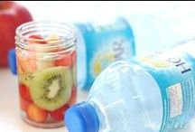 HÉPAR plus α / DETOX WATER / デトックスウォーターや、スムージー、お酒の割水としても。エパーの豊富なミネラルが役立ちます。