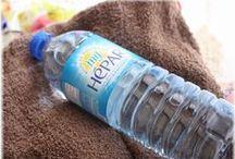 HÉPAR×active / フィットネス、ヨガ、ジョギング、ランニングなど汗でミネラルが失われるactiveなシーンで。エパーなら水分補給と同時に豊富な天然ミネラルを補給できます。