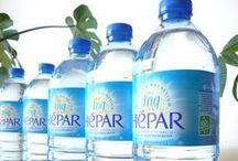 HÉPAR / フランス生まれの大人の硬水エパー。 1日500ml~1Lを上手にとりいれて、カラダの内側からキレイをセルフケアしよう。