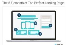 Landing Page Optimization / Uncovering the layers of the perfect landing page, conversion optimization hacks and A/B testing methods.