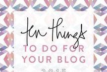 Blogging tips / Tips y herramientas para mejorar tu blog y el manejo de redes sociales ;)