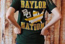 Baylor Bears -- SIC EM / by Angela Brooks