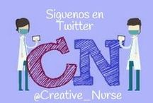 www.enfermeriacreativa.com / Infografías sobre salud y enfermería. Puedes seguir viendo la antigua web www.creativenurse.jimdo.com