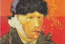 Vincent van Gogh Gemälde / Vincent Willem van Gogh war ein niederländischer Maler und Zeichner; er gilt als einer der Begründer der modernen Malerei. Nach gegenwärtigem Wissensstand hinterließ er 864 Gemälde und über 1000 Zeichnungen, die allesamt in den letzten zehn Jahren seines Lebens entstanden sind.