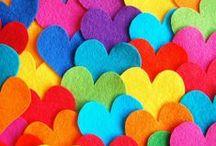 ❂ Rainbow Colours ❂