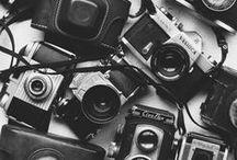 【 Kamera als Motiv 】