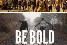 You and Your Gear / Be active, be bold, be mobile!