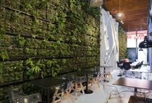 Biophilic Design in Environments / Nature-based design is leading environments down a cleaner, healthier path.   #BiophilicDesign #RetailDesign #HospitalityDesign #HospitalDesign #ExhibitDesign #InteriorDesign