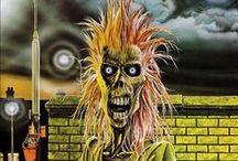 Iron Maiden Covers / This is a collection of Iron Maidens album and single covers.