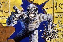 Iron Maiden Tours, Promotion & X-Mas Cards