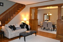 Staged Interiors / Home Staging