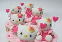 Parties: Hello Kitty  / by Beth Woods
