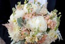 Bridal Bouquets Light Shades