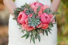 Bridal Bouquet Medium Tones