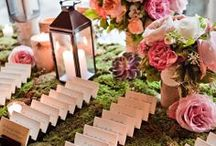 """""""The Reception"""" / Find inspiration & ideas for your wedding reception!"""