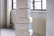 bUILDERS :: Storage / Shelfs, wardrobe, hangers, trunks..