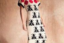 tricot & motif