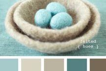 Website, fonts, colors
