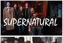 S u p e r n a t u r a l / Supernatural is love. Supernatural is life.