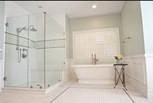 Our Bathroom Projects / A sample of some of the bathrooms the team at Affordable Kitchens & Baths has helped transform.