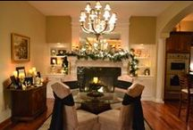 2013 Holiday decor by Stylish Staging / Here is my 2013 Holiday decor