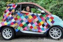 Say What? Crochet Yarn Bombing Etc. / Beautiful, Unusual, Quirky &/or Extreme Crochet (& Knit Too)