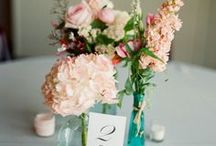Wedding Centerpiece Ideas / Browse here to find inspiration and ideas for wedding centerpieces.