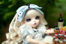 dolls / by teresa pinter