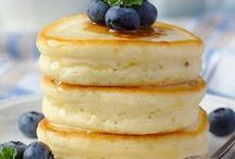 Breakfast > Pancakes xo / A wonderful selection of pancakes to choose from. Keva xo