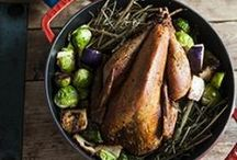 Autumn / Game Season & Homely, Comforting Grub