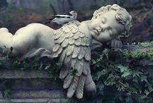Angels, Cherubs, Sprites & Dragons xo / Images of archangels, angels, cherubs, sprites, faeries, dragons  and mystical winged creatures. I love them. Keva xo.