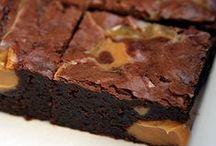 Chocolate Brownies xo / Ultimate brownie recipes. Take your pick. Keva xo.