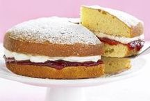 Cakes > Classic Sponges xo / Pick a classic Victoria Sandwich or a classic all American Boston Cream Pie. There are many recipes to choose from, you'll be spoilt for choice. Keva.
