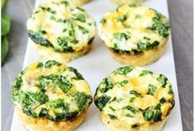 Breakfast > Savoury Muffins xo / Savoury muffins full of goodness and variety including breakfast muffins, eggwhite & spinach muffins, cornbread muffins & spiced muffins. Check these out. Keva xo.