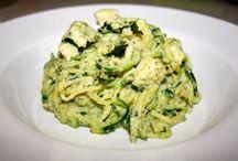 Paleo pasta sauces / Pasta alternative