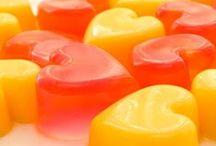 Candy > Gummies > Marshmallows xo / Homemade gummies, brittles, marshmallows and the list goes on. Sooo very nice. Keva xo.
