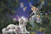 Archangels and Elementals / Archangels, fairies and other elementals