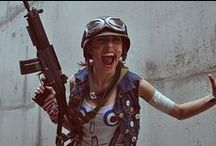 .. to be Tank Girl